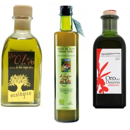 ORGANIC OLIVE OIL SELECTION