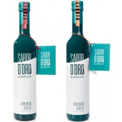 SABOR D'ORO VERDE & DULCE