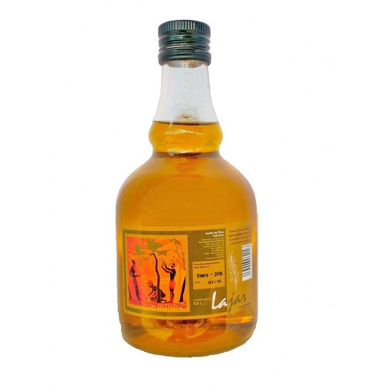 Aceite de Oliva Virgen Extra de cooperativa Lajar