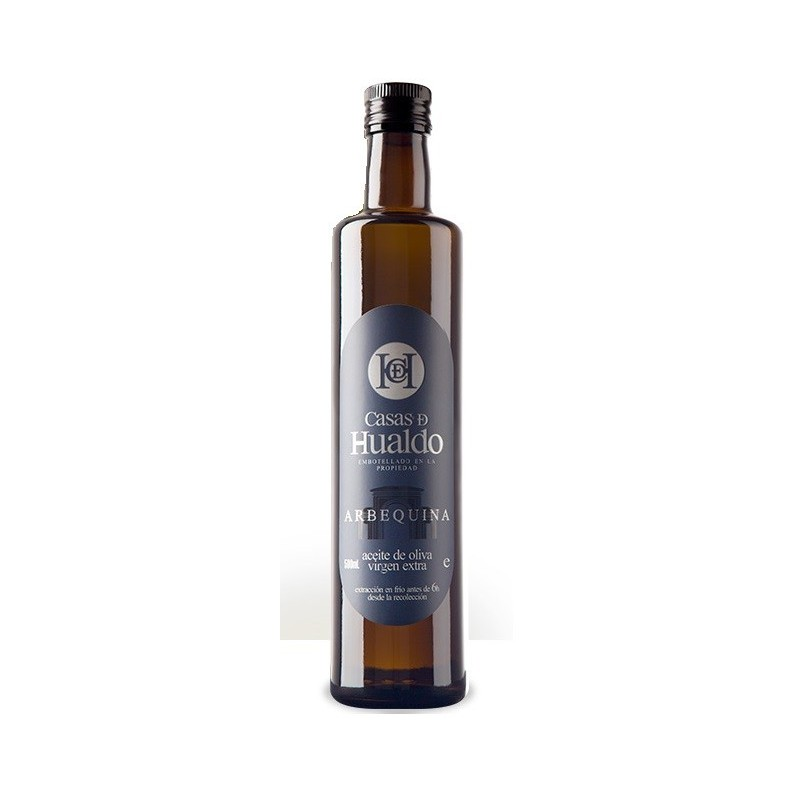 spanish olive oil Casas de Hualdo arbequina