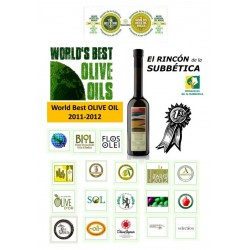 Mejor Aceite de oliva del mundo Rincón de la Subbética