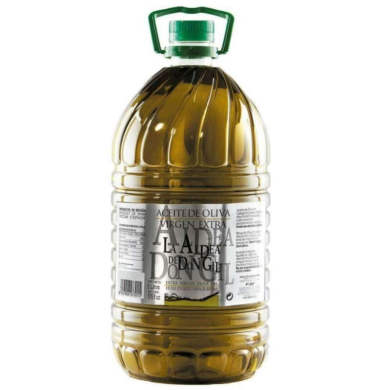 Spanish Extra Virgin Olive Oil 5 litres  La Aldea de Don Gil