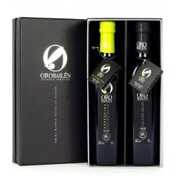 coffret cadeau Huile d'olive espagnole, Oro Bailen