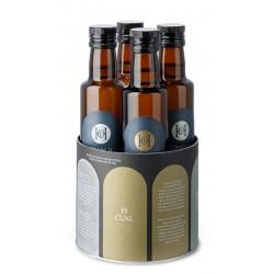 Olivenöl verkostung, Casa de Hualdo Geschenkset