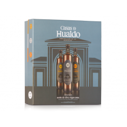 在这优雅的限量礼盒中,特级初榨橄榄油,西班牙