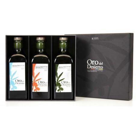 有机橄榄油礼品套 ORO DEL DESIERTO