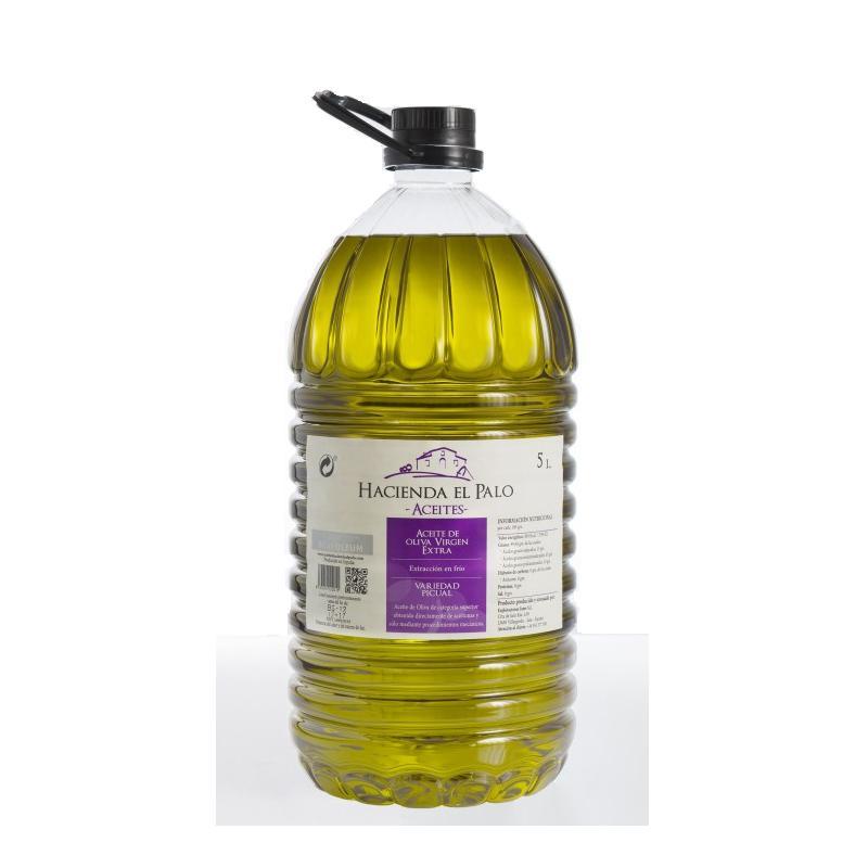 来自西班牙的特级初榨橄榄油5升 Hacienda El Palo
