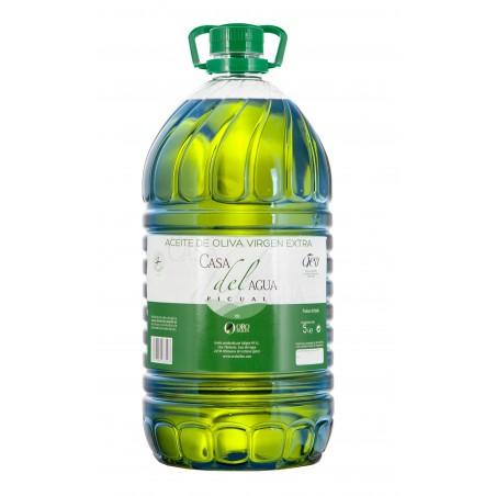 橄榄油在瓶5升 CASA DEL AGUA