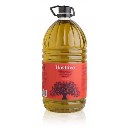 特级初榨橄榄油,5升,从西班牙, UN OLIVO
