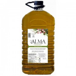 Spanish olive oil 5L bottle Alma