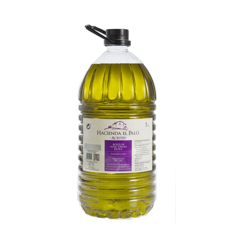 Buy spanish Olive Oil 5 litres variety arbequina