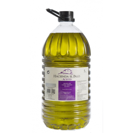 ARBEQUINA SPANISH EXTRA VIRGIN OLIVE OIL 5 LITRES