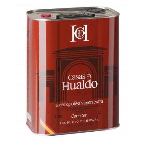 OLIVE OIL TIN 3L CASAS DE HUALDO