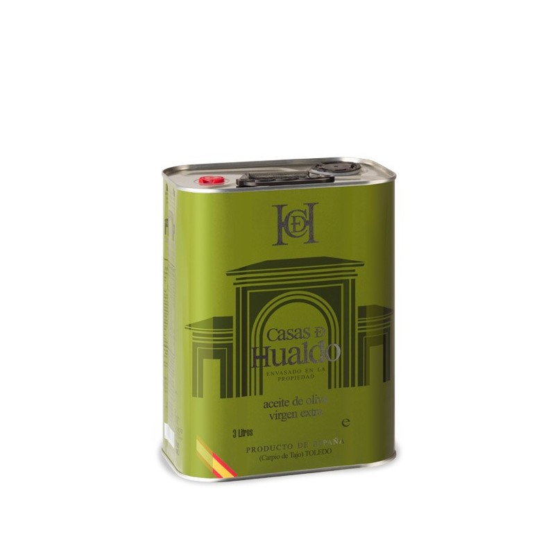 Aceite de oliva lata 3L