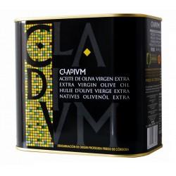 Huile d'Olive AOC bidon 2L Cladium Hojiblanca