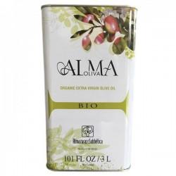 西班牙有机橄榄油3L, ALMA BIO