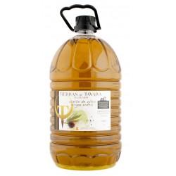 Aceite de oliva garrafa 5 litros D.O Sierra Segura