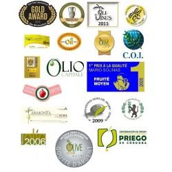 olive oil 250 ml wedding gift