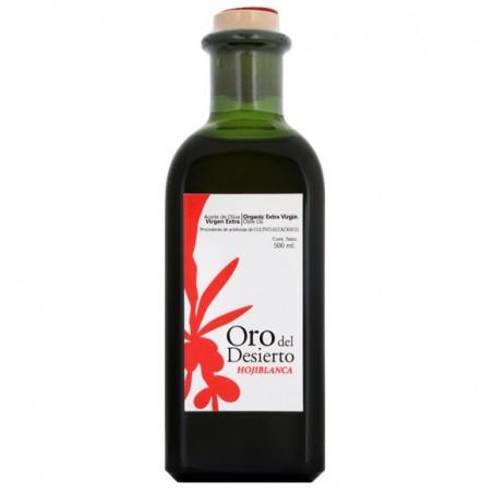 有机橄榄油 ORO DEL DESIERTO HOJIBLANCA