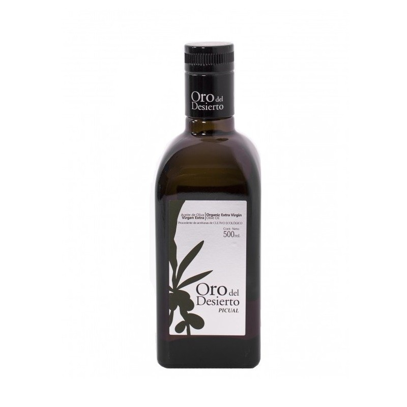 有机超级维生素橄榄油 ORO DEL DESIERTO ARBEQUINA 250 ML