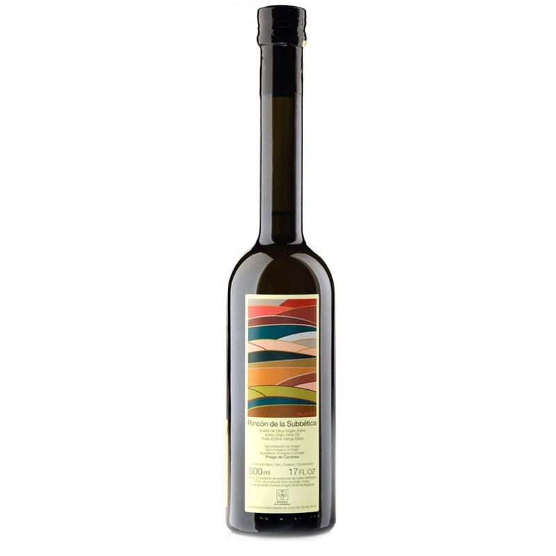 mini bouteille huile d'olive
