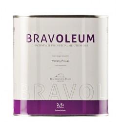 HUILE D'OLIVE BRAVOLEUM BIDON 2 , 5 LITRES