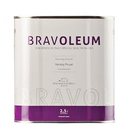 西班牙特級初榨橄欖油錫2.5升,Bravoleum Picual