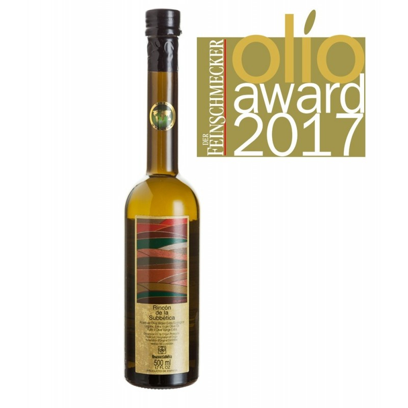 来自西班牙的有机橄榄油 Rincon de la Subbetica