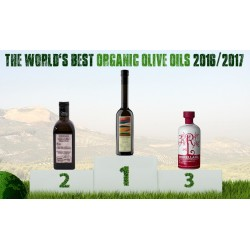Huile d'olive bio Rincon de la Subbetica