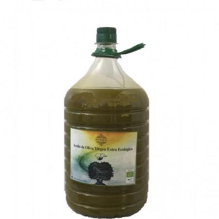 Aceite de oliva ecológico garrafa 5L Encebras