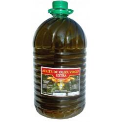 5l西班牙特級初榨橄欖油瓶。