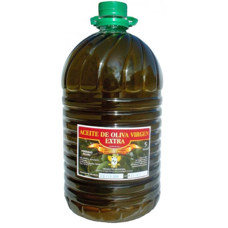 Oferta Aceite de Oliva Virgen Extra 5 litros