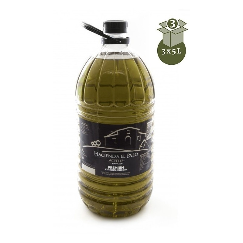 Promo huile d'olive 5 litres