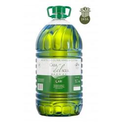 3瓶5升特级初榨橄榄油 CASA DEL AGUA