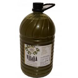 高级特级初榨橄榄油。 3X5L HACIENDA EL...